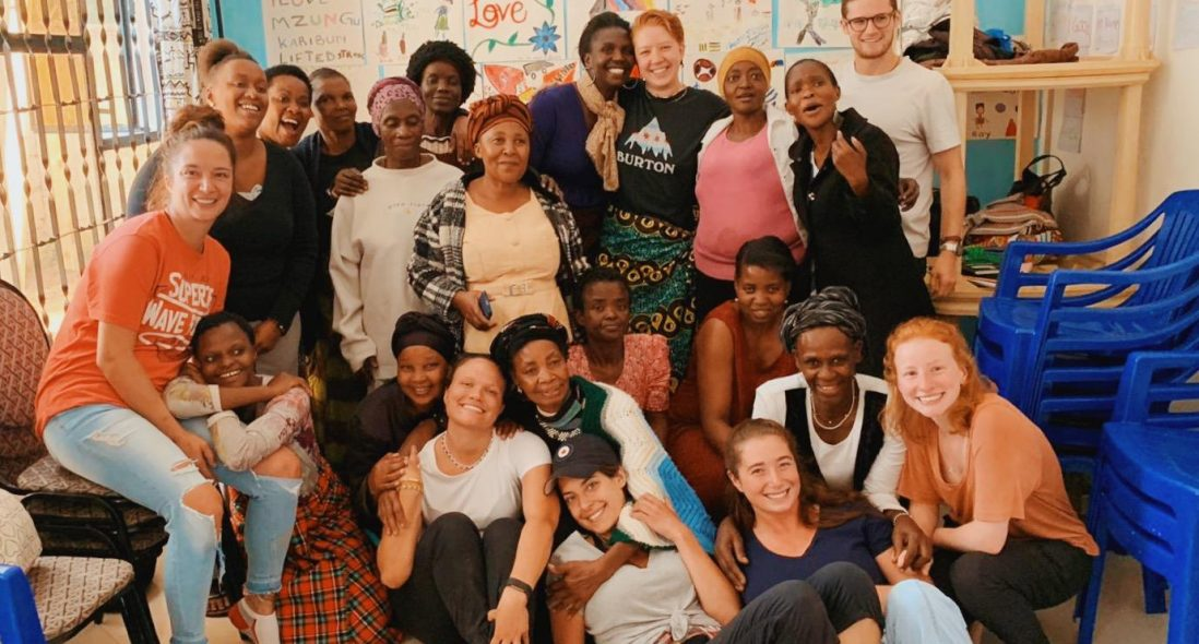 Lifted strong Community Organization